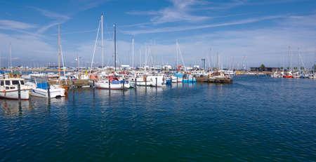 boats in summertime - Denmark Stock Photo - 8440824