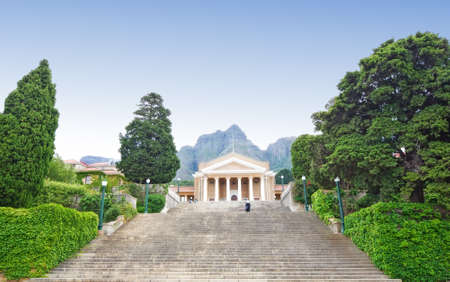 A photo of University of Cape Town