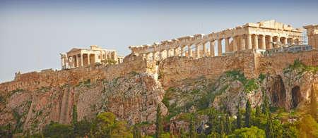 a photo of Parthenon, Athens Acropolis
