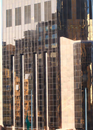 A photo of a Skyscraper - architectural details photo