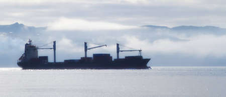 A  photo of large Cargo ship photo