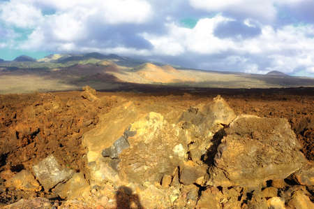 A photo of  Haleakala volcano in Maui from from below Stock Photo - 12308222