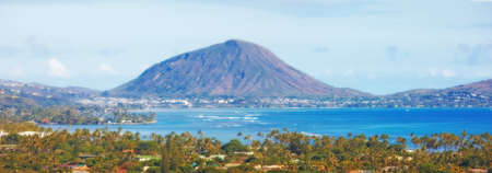 A photo of the famous Koko Head Volcano, Oahu, Hawaii Stock Photo - 12564938