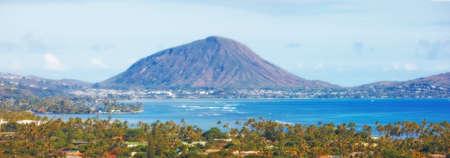A photo of the famous Koko Head Volcano, Oahu, Hawaii Stock Photo - 12564938