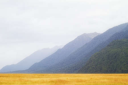 A photo of  landscape in new zealand photo