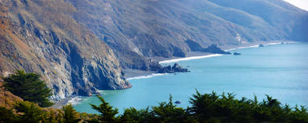 A photo of nature close to The Golden Gate Stock Photo - 13133541