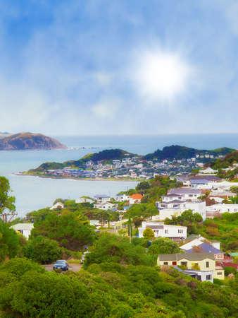 wellington: A photo of Wellington - New Zealand