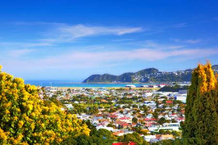 Ein Foto von Wellington - Neuseeland