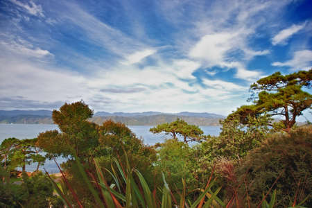 Landscapes of New Zealand - North Island photo