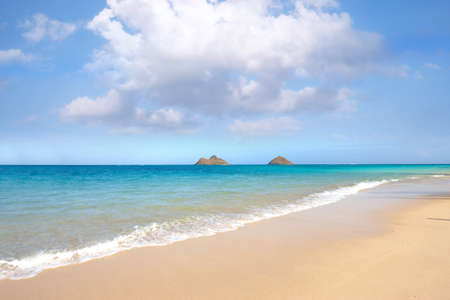 A photo of Lanikei Beach, Oahu, Hawaii, USA photo