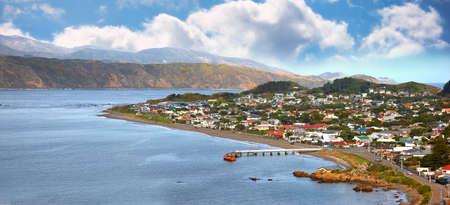 A photo of Wellington - New Zealand