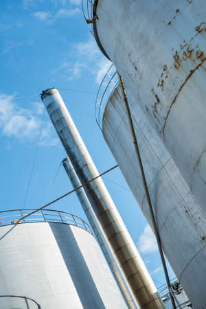 A photo of Industrial Silos photo