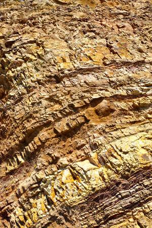 bumpy: A photo of mountain wall