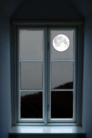 A photo of Moonshine and window photo