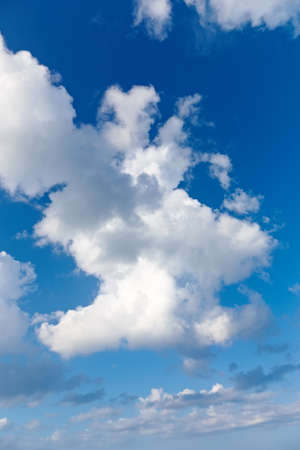 A photo of september clouds Stock Photo - 17293166