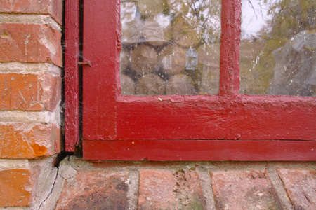 A photo of an old window Stock Photo - 17328822