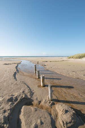 A photo of the beach of Jutland, Denmark Stock Photo - 17328672