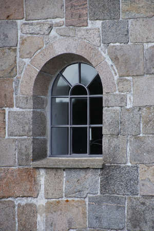 A photo of an old church window Stock Photo - 17328303
