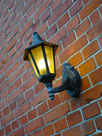 A photo of an outdoor lamp Stock Photo - 17328092