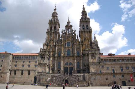 Satiago de Compostela Stock Photo - 3324947