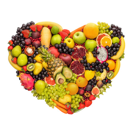 Health concept of eating smart
