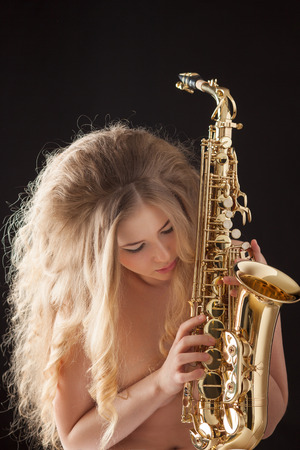 Family nude sax #9