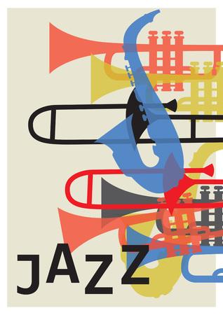 Creative conceptual music festival vector. Musical instruments. Vektoros illusztráció