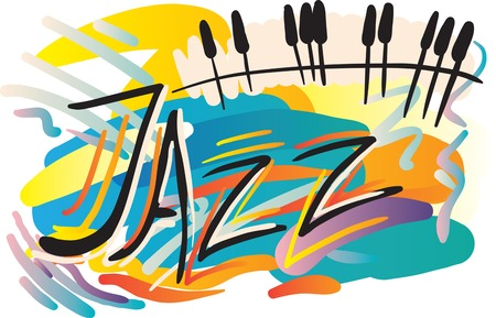 Creative conceptual music festival vector. Musical instruments.