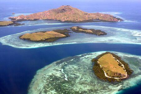 komodo: Komodo islands (Indonesia) Stock Photo