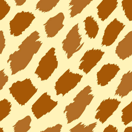 Giraffe skin texture.