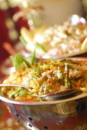 indian rice Stock Photo