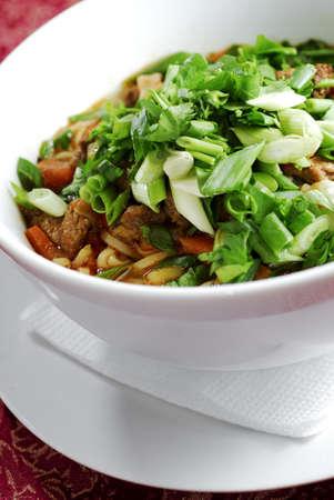 asian soup Stock Photo