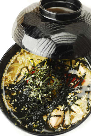 The japanese soup