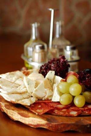 Italian snacks