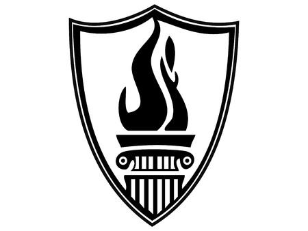 miras: Shield , Column and Flame