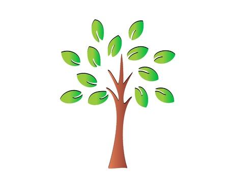 Baum Vektorgrafik