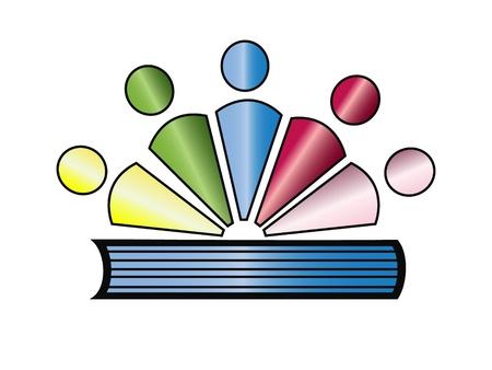 scholars: Los libros y los estudiantes