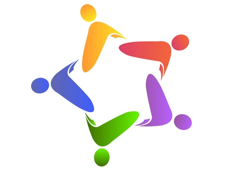 corporate social: Umanit� caritatevole squadra