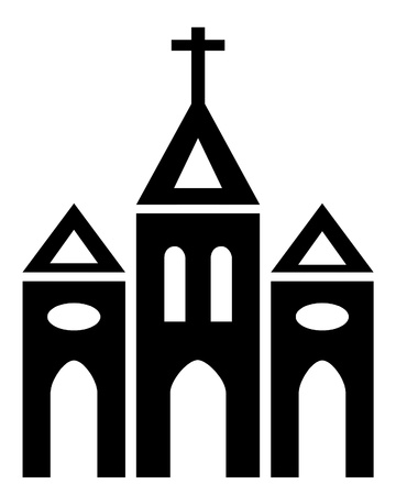 Church Stock Vector - 10703894