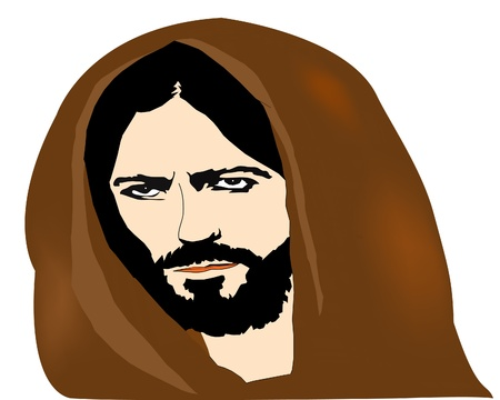 Jesus Stock Vector - 10726219