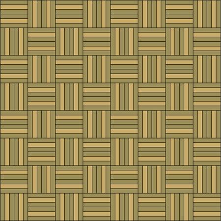 Tile wood seamless pattern