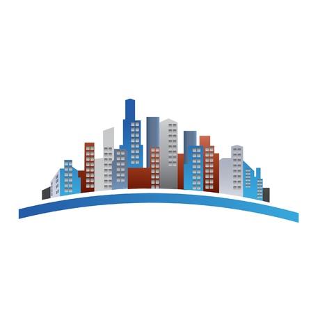 logo: Edificios logotipo