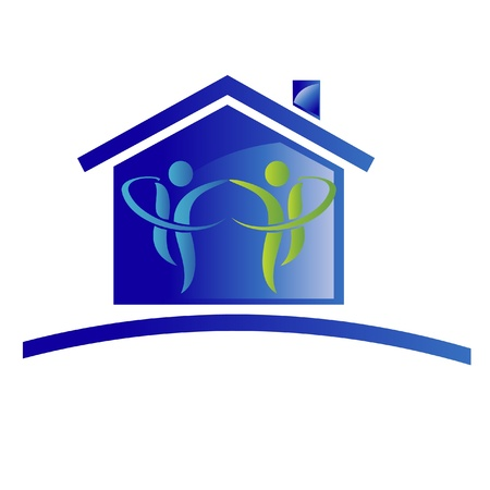 Team zakelijke handen schudden logo Stockfoto - 11591186