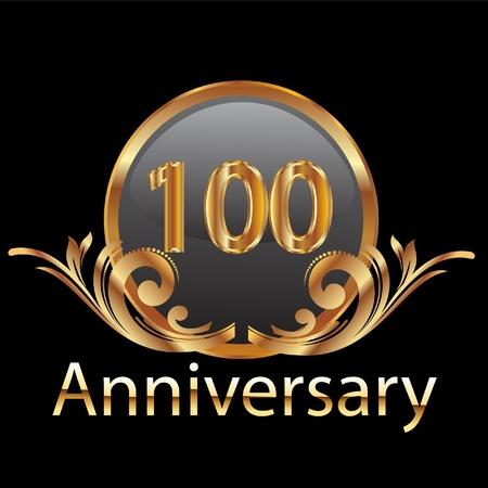금 100 년 주년