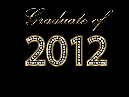 alumni: Graduados de 2012 en oro y diamantes