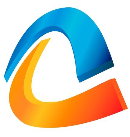 logotipo abstracto: Logo de Resumen