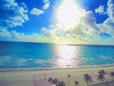 Beach paradise in Florida Stock Photo - 14063161