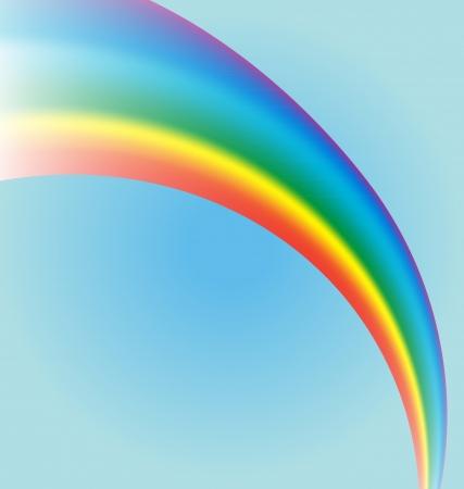 rainbow: Vetor do arco-�ris