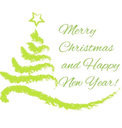 christmas postcard: Christmas card