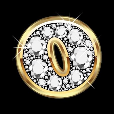bling bling: M Gold und Diamanten bling
